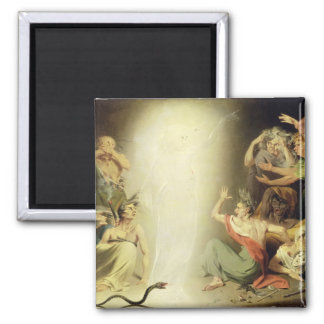 The Ghost of Clytemnestra Awakening the Furies, 17 Magnet