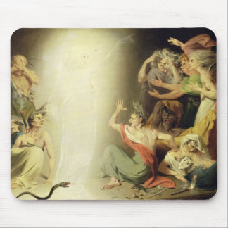 The Ghost of Clytemnestra Awakening the Furies, 17 Mouse Mat