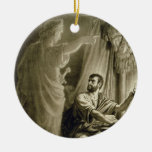 The Ghost of Julius Caesar, in the play by William Christmas Ornament
