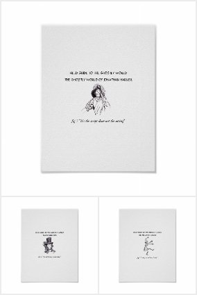 The Ghostly World Artwork Prints