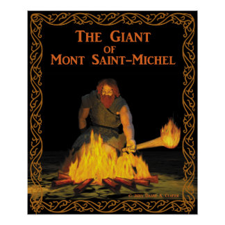 The Giant of Mont Saint-Michel Poster