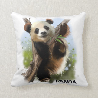 The giant Panda Cushion