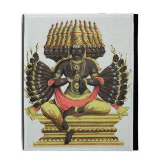 The Giant Ravana (colour litho) iPad Folio Covers