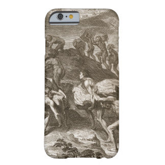 The Giants Attempt to Scale Heaven by Piling Mount Barely There iPhone 6 Case