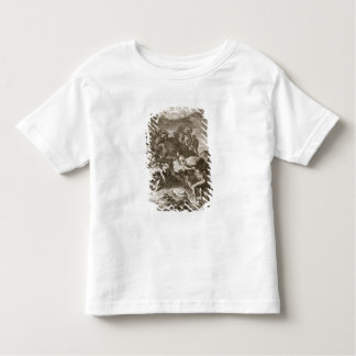 The Giants Attempt to Scale Heaven by Piling Mount Toddler T-Shirt