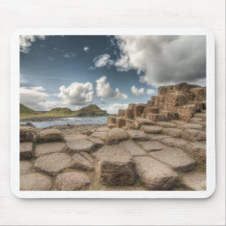 The Giant's Causeway, Northern Ireland Mouse Mat