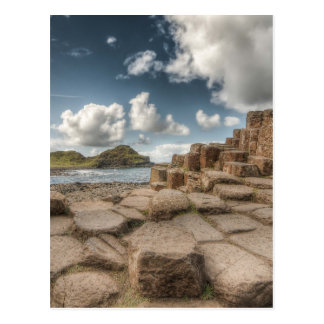 The Giant's Causeway, Northern Ireland Postcard
