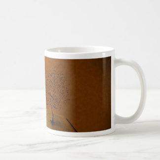 The GiddyUp Tree and The Bickham Script Tree Basic White Mug