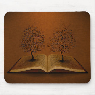The GiddyUp Tree and The Bickham Script Tree Mouse Pad