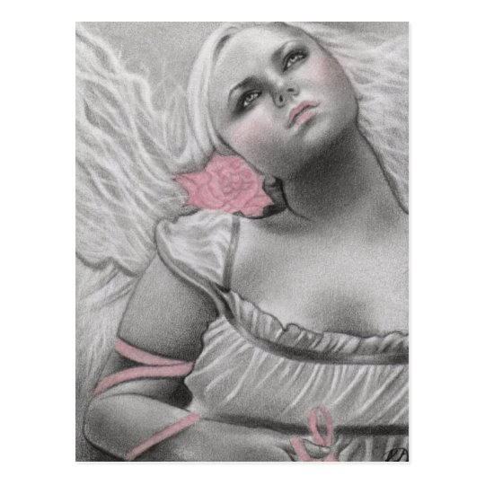The Gift Angel Postcard