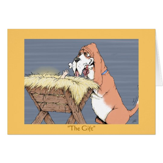 """The Gift"" card"