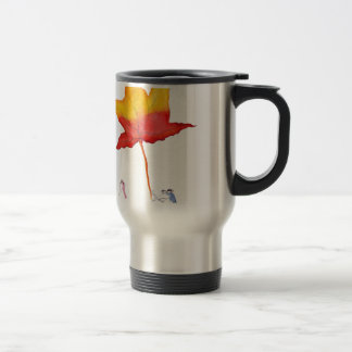 the gift from tony fernandes travel mug