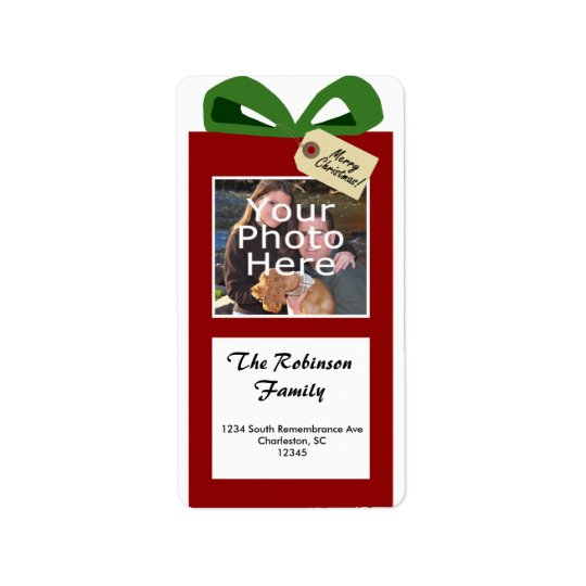The Gift of Us Address Label