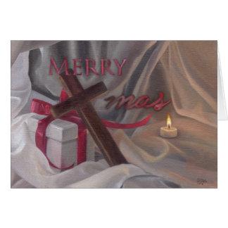 The Gift  - Xmas Card