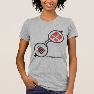 """The Gifted Accountant's Logo"" T-Shirt"