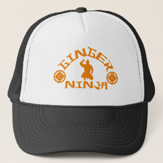 The Ginger Ninja Trucker Hat