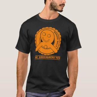 The Gingerbread Logo - Orange T-Shirt