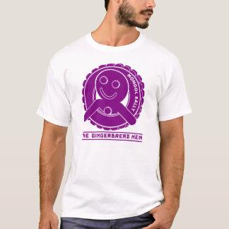 The Gingerbread Logo - Purple T-Shirt