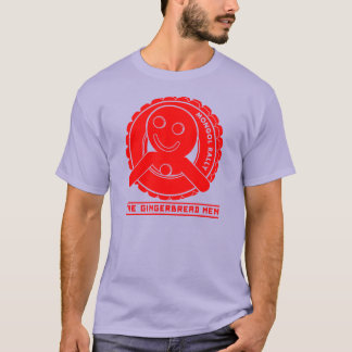 The Gingerbread Logo - Red T-Shirt