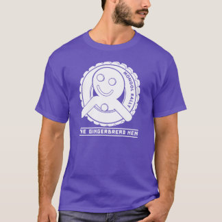 The Gingerbread Logo - White T-Shirt