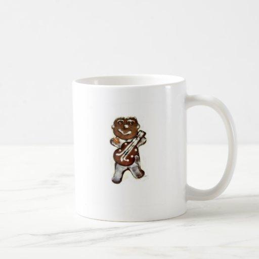 The Gingerbread Man Rocks Mug