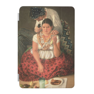 The Gipsy Boy and Girl, (oil on canvas) iPad Mini Cover