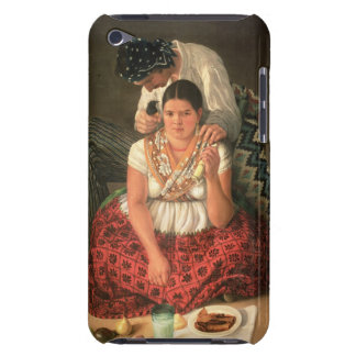 The Gipsy Boy and Girl, (oil on canvas) iPod Touch Cases