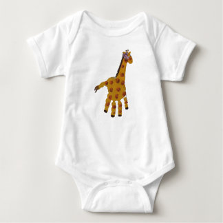 The Giraffe Baby Bodysuit