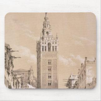 The Giralda, Seville Mouse Mat