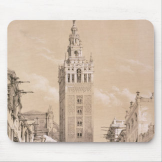 The Giralda, Seville Mouse Pad