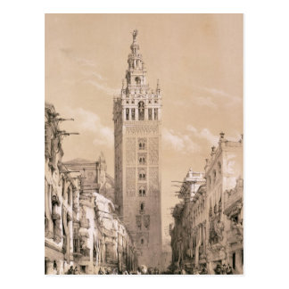 The Giralda, Seville Postcard