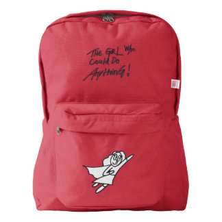 The Girl Who Could do Anything Backpack