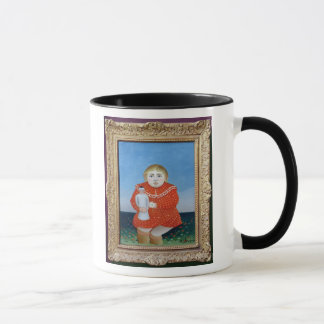 The girl with a doll, c.1892 or c.1904-05 mug