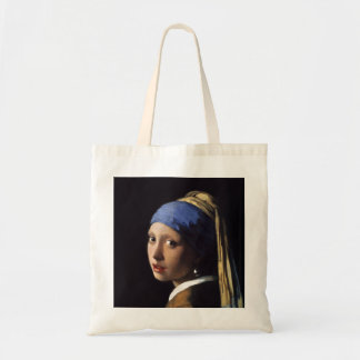The Girl With A Pearl Earring by Johannes Vermeer