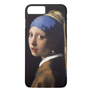 The Girl With A Pearl Earring by Johannes Vermeer iPhone 8 Plus/7 Plus Case