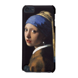 The Girl With A Pearl Earring by Johannes Vermeer iPod Touch (5th Generation) Case