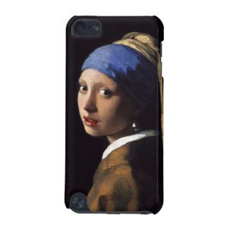 The Girl With A Pearl Earring by Johannes Vermeer iPod Touch (5th Generation) Covers