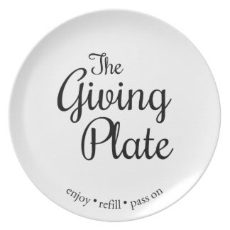 The Giving Plate - Simple Version