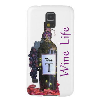 The glamorous wine life of a Div Galaxy S5 Case