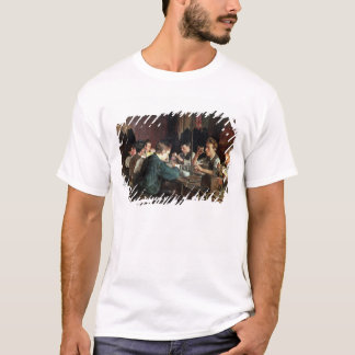 The Glass Blowers, 1883 (oil on canvas) T-Shirt