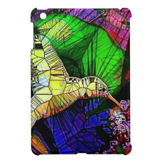 The Glass HummingBird iPad Mini Cases