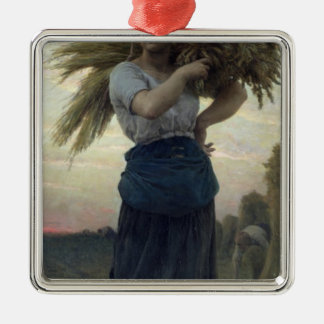 The Gleaner, 1877 Christmas Ornament