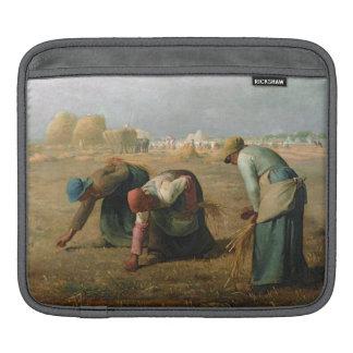 The Gleaners, 1857 iPad Sleeve