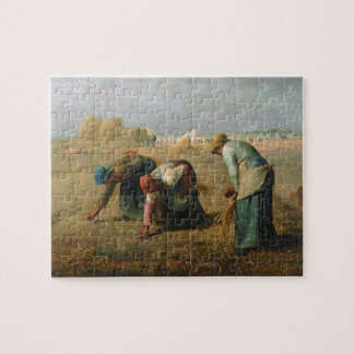 The Gleaners, 1857 Jigsaw Puzzle