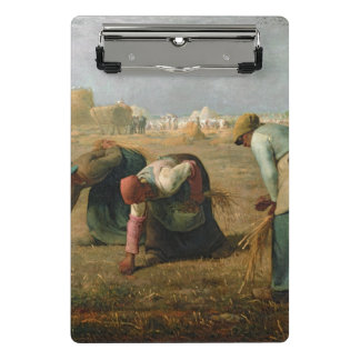 The Gleaners, 1857 Mini Clipboard