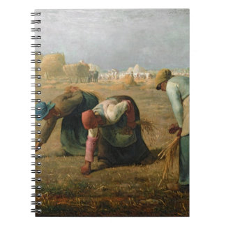 The Gleaners, 1857 Spiral Notebook