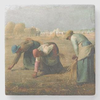 The Gleaners, 1857 Stone Coaster