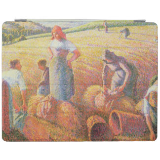 The Gleaners, 1889 iPad Cover