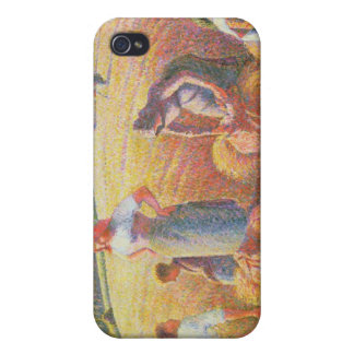 The Gleaners, 1889 iPhone 4 Case