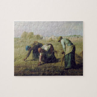 The Gleaners by Jean-François Millet Jigsaw Puzzle